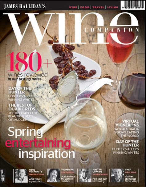 Win A Wine Knot And A Subscription To Wine Spectator by Giveaway Win 1 Of 10 Subscriptions To Halliday S