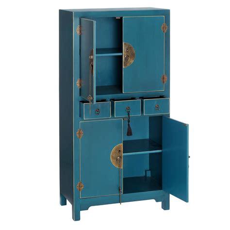 armario oriental armario oriental azul 161 barato te imaginas