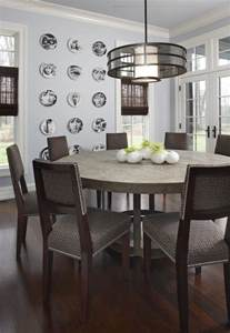 Round Dining Room Table For 8 by Perfect 8 Person Round Dining Table Homesfeed