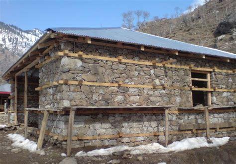building pit mortar building a slipform masonry wall and house slipform stonemasonry process construction