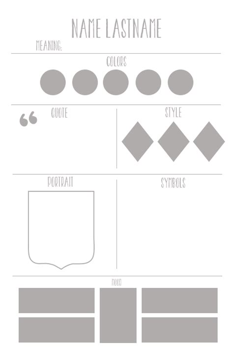 psd pattern maker moodboard template 2 psd by stormyhale on deviantart