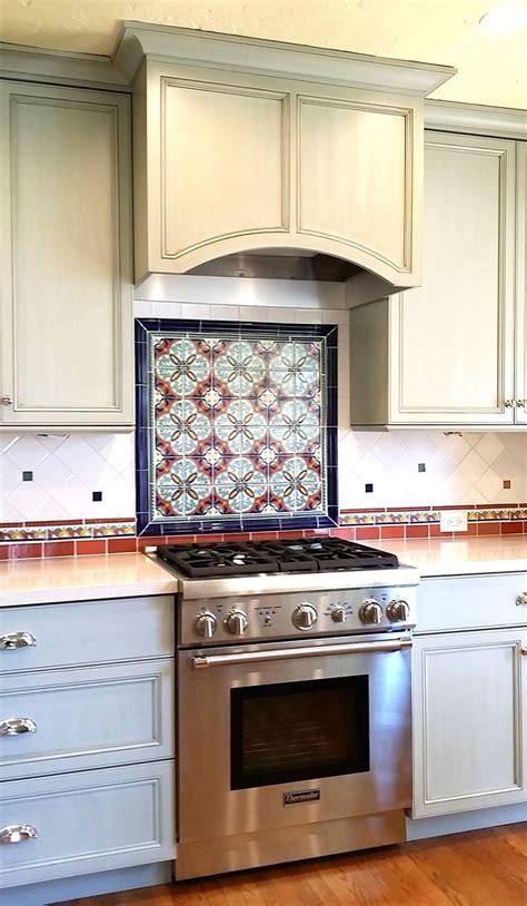 mexican tile backsplash kitchen 134 best kristi black designs images on pinterest