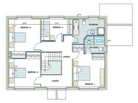 free software to draw house floor plans drawing