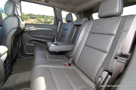 jeep summit interior review 2014 jeep grand cherokee summit video the