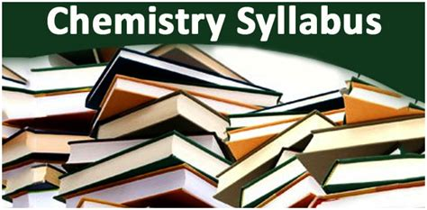 Uptu Mba Syllabus 2017 by Upsee Uptu Syllabus For Chemistry