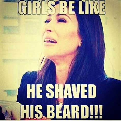 Shaved Meme - best 25 beard quotes ideas on pinterest beard humor