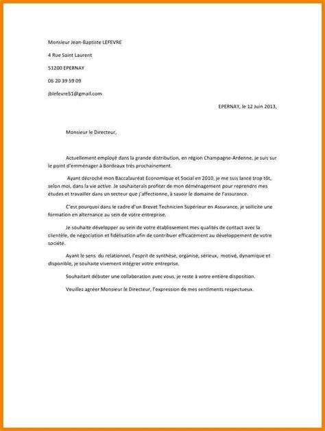 Exemple Lettre De Motivation Yves Rocher monoprix recrutement