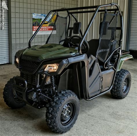 2016 Honda Pioneer 500 Side By Side by 2016 Honda Pioneer 500 Review Of Specs Development Sxs