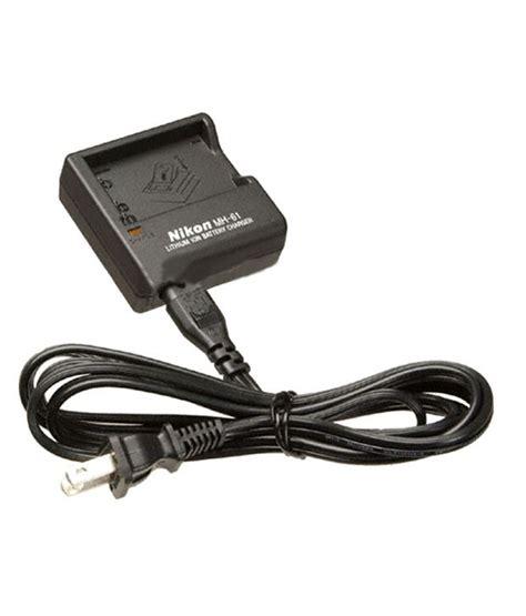 nikon mh 61 battery charger nikon mh 61 battery charger for nikon en el5 batteries