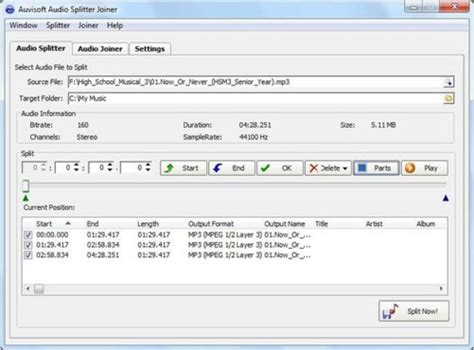 download mp3 cutter joiner 4 04 07 auvisoft audio splitter joiner download techtudo