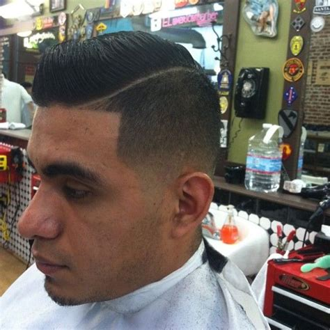 shaved part barber shop pinterest skin fade side part hair and shave pinterest