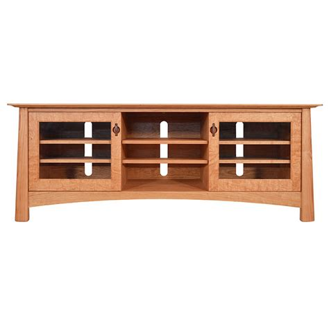 media consoles furniture cherry moon media console vermont woods studios