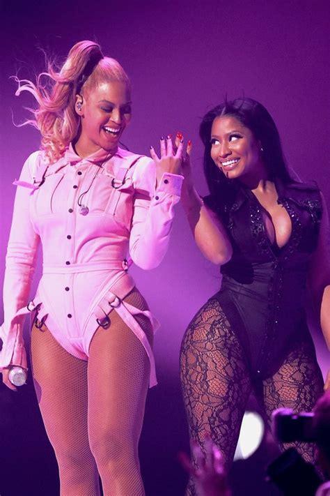 Beyonce Nicki Minaj Wallpaper Iphone All Hp nicki minaj and beyonce perform feeling myself live at