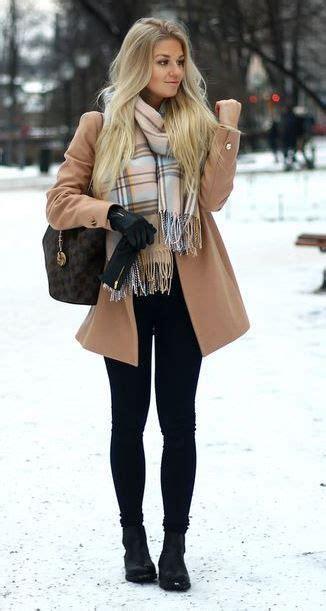 beautiful dressy warm winter outfits fashion womencom