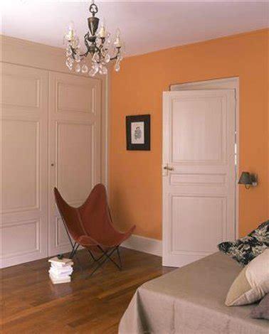 idee de couleur pour une chambre id 233 e d 233 co couleur chambre orange beige et