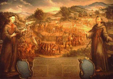 presidio de san saba menard texas legends  america