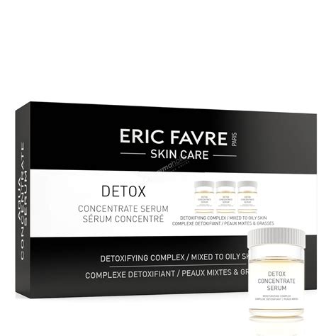 Slim Detox Eric Favre Wellness by Eric Favre Detox Serum Concentrate