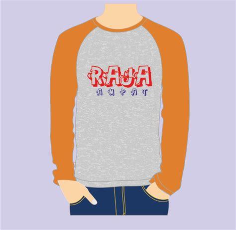 Jaket 3second Raglan Maroon Abu kaos raja at raglan panjang abu orange muda kaos souvenir raja at