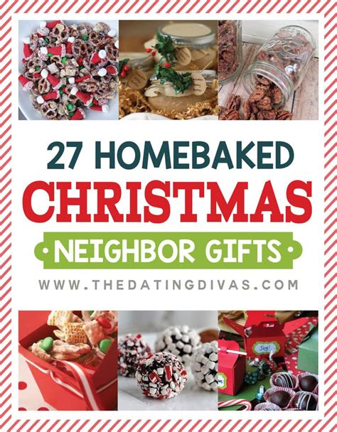 neighbor bake holiday ideas 101 more and easy gifts