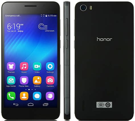 Hp Huawei Honor A60 huawei honor 6 h60 l02 specs and price phonegg