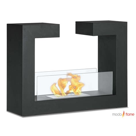 Free Standing Outdoor Fireplaces by Moda Beja Free Standing Floor Indoor Outdoor Ethanol