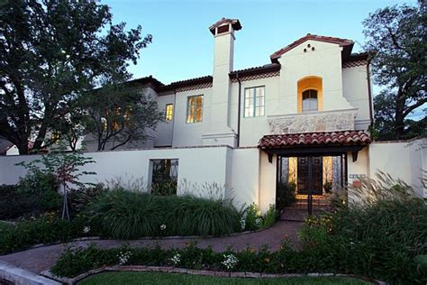 spanish colonial revival authentic spanish colonial revival for sale in houston