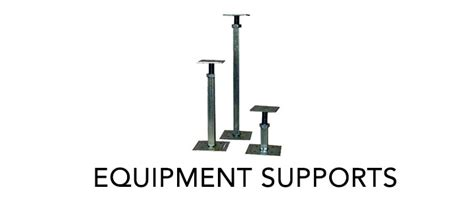 Floor Support Systems by Equipment Supports Equipment Supports For Access