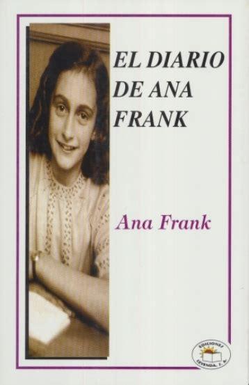 libro anna frank el diari el diario de ana frank 9789685146074