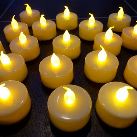 bright battery operated tea lights led battery operated tea lights white base and