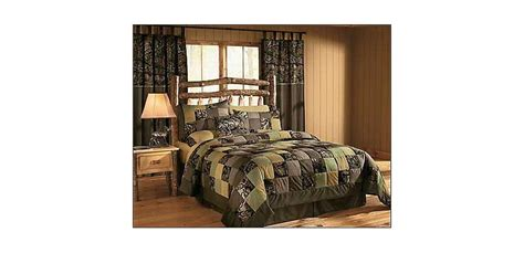 Camo Patchwork Quilt Set - camo patchwork quilt bedding collection cabela s