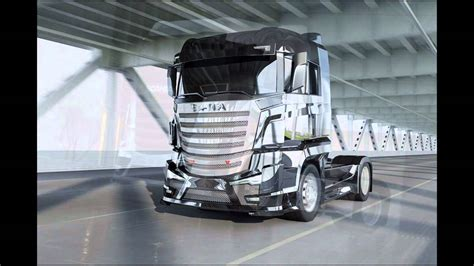 volvo 800 truck scania new truck r800 youtube