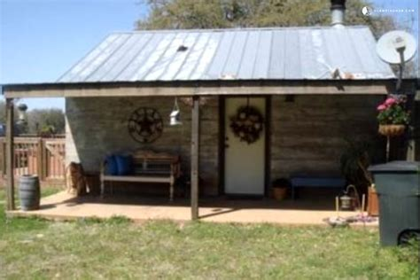 Fredericksburg Cabins With Tub by Cabin On Ranch In Fredericksburg