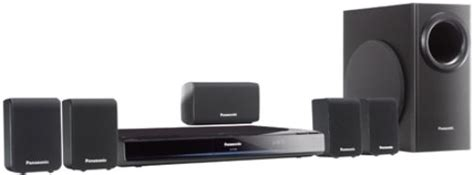 panasonic sc pt480 refurbished dvd home theater sound