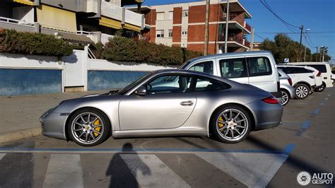 Porsche 997 Carrera 4s by Porsche 997 Carrera 4s Mkii 9 February 2016 Autogespot
