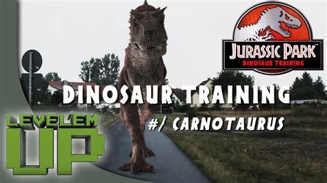 Park 4 1 Mba by Jurassic Park 4 Quot Dinosaur Quot 1 Carnotaurus