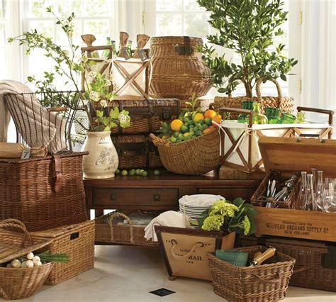 home decor baskets decorative baskets inspiration for using them in your