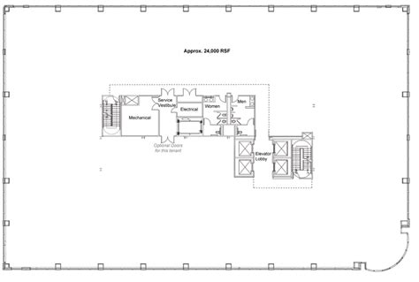 typical office floor plan 303 broadway typical office floor plan