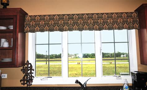 Window Kitchen Valances Window Valances Excellent Best Ideas About Kitchen Window