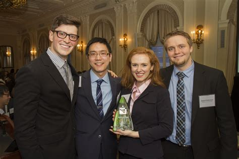 Mba Students In New York by Mba Students Embrace Business With Purpose Recognized By