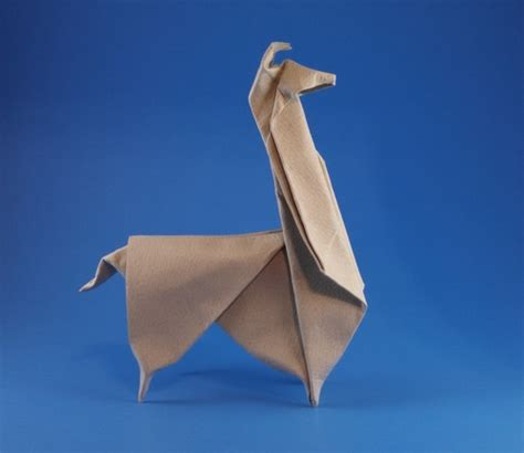 Llama Origami - llama origami 28 images 17 best images about origami