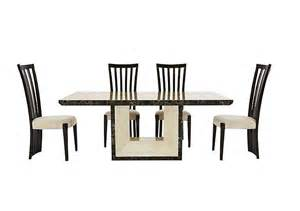 Marble Dining Table Furniture Village Marmo Dining Table And 4 Chairs Furniture Village