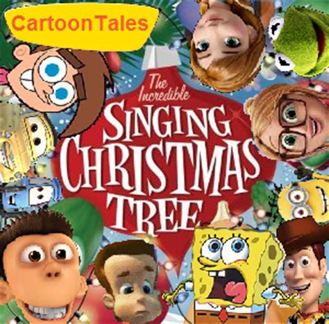 the incredible singing christmas tree jimmyandfriends