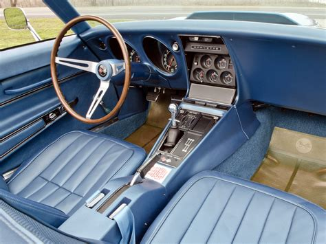 corvette stingray interior corvette stingray 1969 interior www pixshark com