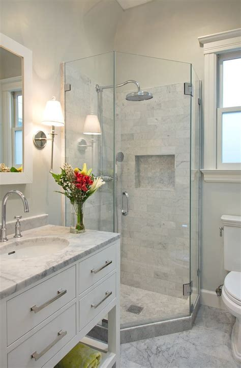 Small Bathroom Layout Ideas With Shower by Small Bathroom Layout With Corner Shower Euffslemani