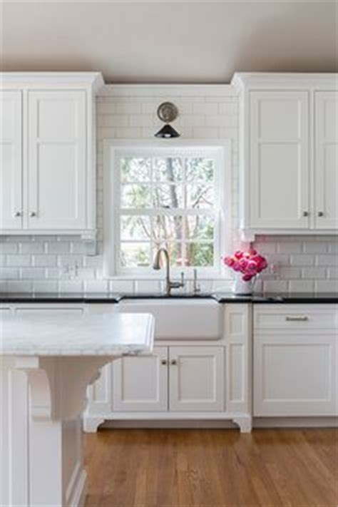 tile around kitchen window white subway tile around kitchen window google search