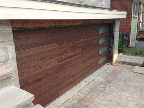Modern Contemporary Garage Doors Custom Modern Modern Garage Doors Toronto