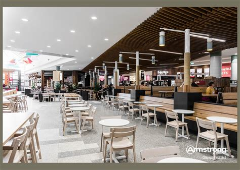 food court table design bayside shopping centre food court 软装 餐饮桌椅 table desk