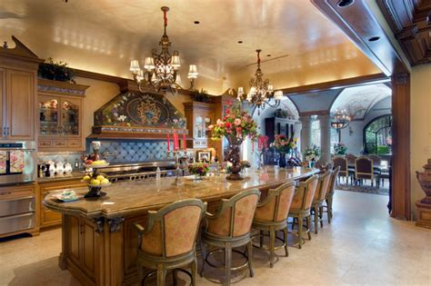 Villa Italian Kitchen by Italian Villa Kitchens Gallery