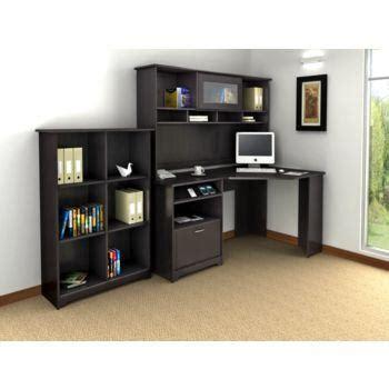 6 cube bookcase espresso bush furniture cabot collection 6 cube bookcase espresso