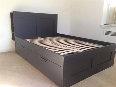 brimnes bed instructions ikea aspelund king size bed nazarm com